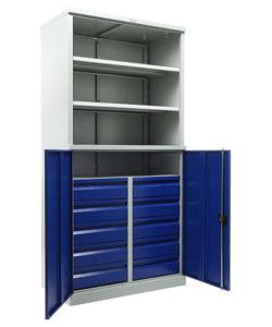 Инструментальный шкаф TC 1995/2-1020010: купить в Москве по цене 68 000 руб | Интернет-магазин «Мебель Металлическая»