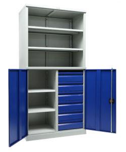 Инструментальный шкаф TC 1995/2-102206: купить в Москве по цене 53 000 руб | Интернет-магазин «Мебель Металлическая»