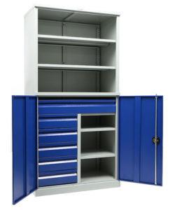 Инструментальный шкаф TC 1995/2-102215: купить в Москве по цене 56 000 руб | Интернет-магазин «Мебель Металлическая»