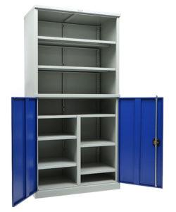Инструментальный шкаф TC 1995/2-102400: купить в Москве по цене 32 000 руб | Интернет-магазин «Мебель Металлическая»