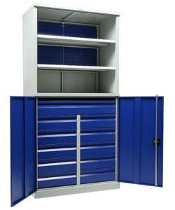 Инструментальный шкаф TC 1995/2-1220110: купить в Москве по цене 76 000 руб | Интернет-магазин «Мебель Металлическая»