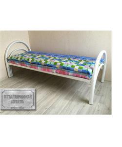 Кровать одноярусная КС-1 (3): купить в Москве по цене 5 110 руб | Интернет-магазин «Мебель Металлическая»