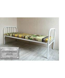 Кровать одноярусная СБ-3: купить в Москве по цене 4 110 руб | Интернет-магазин «Мебель Металлическая»