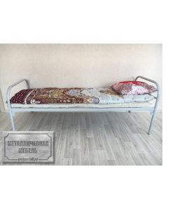 Кровать одноярусная СС-1 (800): купить в Москве по цене 3 300 руб | Интернет-магазин «Мебель Металлическая»