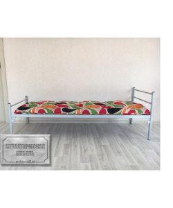 Кровать одноярусная СС-1 (у): купить в Москве по цене 2 755 руб | Интернет-магазин «Мебель Металлическая»