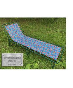 Кровать раскладная «Стефания»: купить в Москве по цене 1 500 руб | Интернет-магазин «Мебель Металлическая»