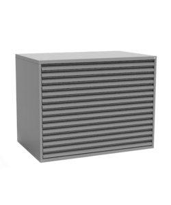 Шкаф картотечный РЕГИОН РК-А0-15: купить в Москве по цене 110 000 руб | Интернет-магазин «Мебель Металлическая»