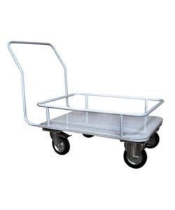 Тележка медицинская внутрикорпусная ТПГ-01: купить в Москве по цене 14 700 руб | Интернет-магазин «Мебель Металлическая»