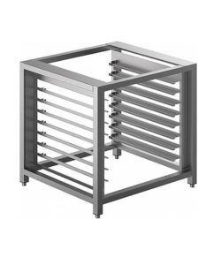 Стол-подставка под печь Smeg 930*715*780: купить в Москве по цене 17 800 руб | Интернет-магазин «Мебель Металлическая»