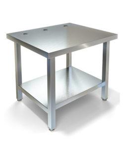 Стол-подставка под TECNOINOX: купить в Москве по цене 6 800 руб | Интернет-магазин «Мебель Металлическая»