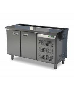 Стол холодильный барный (боковой агрегат): купить в Москве по цене 94 800 руб | Интернет-магазин «Мебель Металлическая»