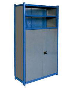 Система хранения WORK ST2: купить в Москве по цене 45 000 руб | Интернет-магазин «Мебель Металлическая»