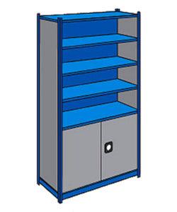 Система хранения WORK ST3: купить в Москве по цене 43 500 руб | Интернет-магазин «Мебель Металлическая»