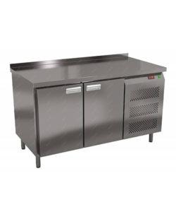 Стол морозильный из нержавейки 1400 мм (боковой агрегат): купить в Москве по цене 93 300 руб | Интернет-магазин «Мебель Металлическая»