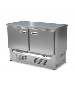 Стол морозильный кондитерский 2 двери (нижний агрегат): купить в Москве по цене 110 400 руб | Интернет-магазин «Мебель Металлическая»