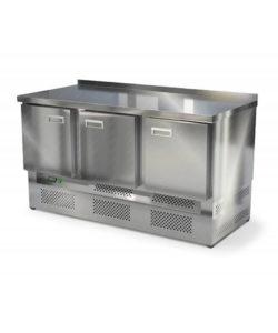 Стол морозильный из нержавейки 1500 мм (нижний агрегат): купить в Москве по цене 95 000 руб | Интернет-магазин «Мебель Металлическая»