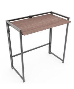 Стол компьютерный раскладной СЛКС-1: купить в Москве по цене 4 500 руб | Интернет-магазин «Мебель Металлическая»